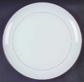 Modern China & Table Institute Wedding Day 12 Chop Plate/Round Platter, Fine Ch