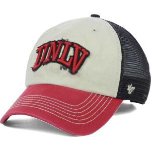 UNLV Runnin Rebels 47 Brand Schist Trucker Cap