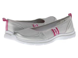 Anne Klein Linwood Womens Flat Shoes (Silver)