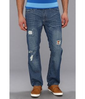 Request Gifford   Rips Tears Jeans in Vintage Logan Mens Jeans (Blue)