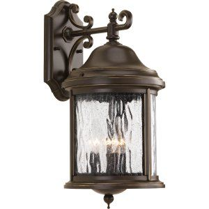 Progress Lighting PRO P5650 20 Ashmore 3 Light Wall Lantern
