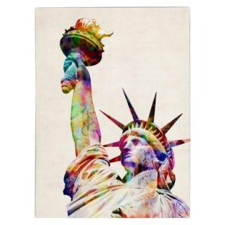 Statue of Liberty Unframed Wall Canvas Trademark