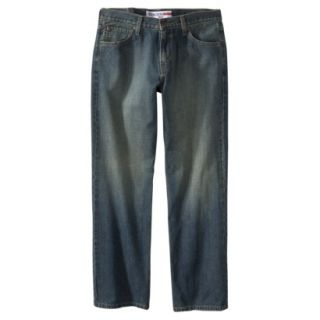 Denizen Mens Straight Fit Jeans 34x32