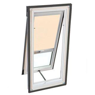 Velux RSH S01 1086 Skylight Blind, Solar Powered Light Filtering for Velux VS S01 Models Beige