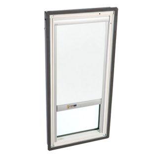 Velux RSD D26 1028 Skylight Blind, Solar Powered Light Filtering for Velux FS D26 Models White