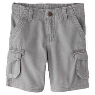 Cherokee Infant Toddler Boys Cargo Short   Gray 4T
