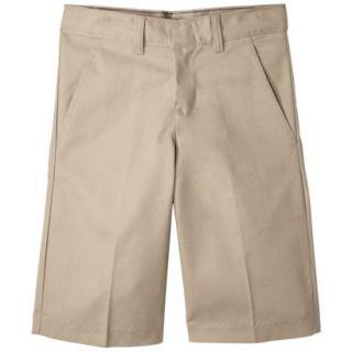 Dickies Boys Relaxed Fit Flexwaist Short w/ Extra Pocket   Khaki 12