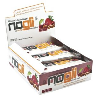 NoGii Nuts About Berries Paleo Bar   9 Bars