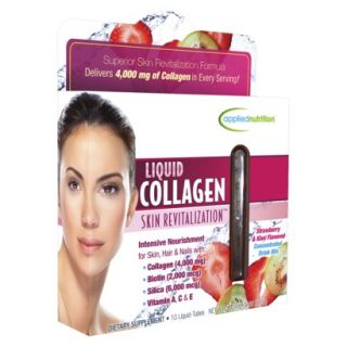 Liquid Collagen Skin Revitalization   10 Liquid Tubes