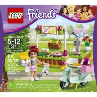 LEGO Friends Mias Lemonade Stand 41027
