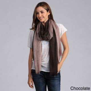 Saro Womens Ombre Design Scarves