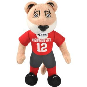 Washington State Cougars Forever Collectibles NCAA 8 Inch Plush Mascot