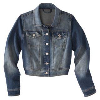 Mossimo Supply Co. Juniors Denim Jacket   Medium Wash S