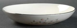 Lenox China Moonlight Coupe Soup Bowl, Fine China Dinnerware   Pink/White/Tan St