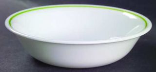 Corning Strawberry Sundae Fruit/Dessert (Sauce) Bowl, Fine China Dinnerware   Co
