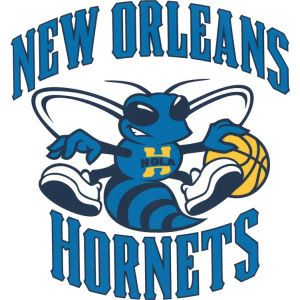 New Orleans Hornets Wincraft Die Cut Color Decal 8in X 8in
