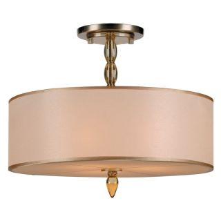 Crystorama Luxo Polished Brass Light 9505 AB Multicolor   9505 AB