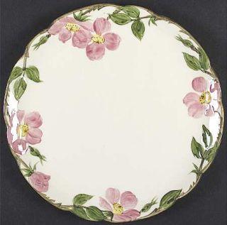 Franciscan Desert Rose (Usa Backstamp) Grill Plate, Fine China ...