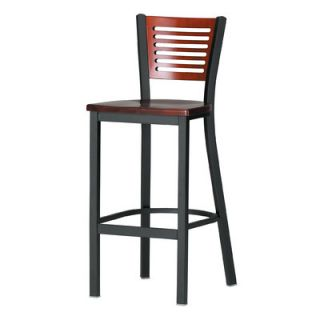 Grand Rapids Chair Melissa Anne Custom Back Barstool (24   36 Seats) 504BS