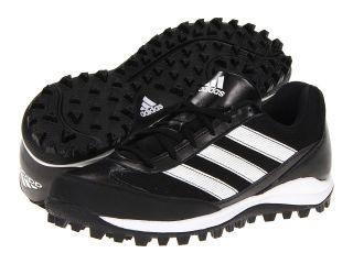 1ab183d25 adidas Turf Hog LX Low Baseball Mens Cleated Shoes (Black)