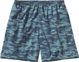 Mens Patagonia Baggies™ Shorts 7   Kasih Ikat/Glass Blue Athletic A
