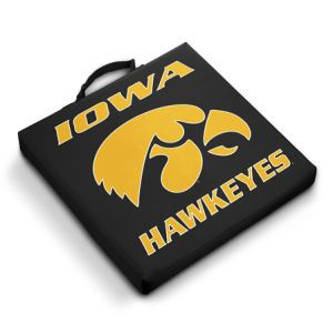 Iowa Hawkeyes Logo Chair Stadium Seat Cushion Logo