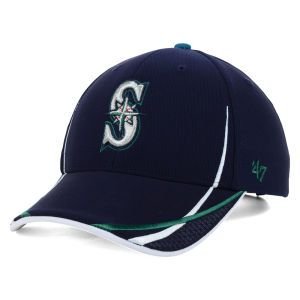 Seattle Mariners 47 Brand MLB Sparhawk Cap
