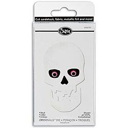Sizzix Originals Skull Die