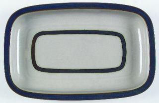 Bing & Grondahl Tema Rectangular Baker, Fine China Dinnerware   Stoneware, Bands