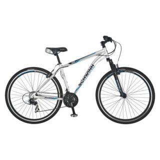 Schwinn Mens 700c OR2 28 Hybrid Bike   Silver