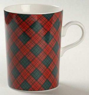 ... Sasaki China Tartan Plaid Red Mug Fine China Dinnerware Red u0026 Green Plaid ... & Volcom Soul Mates Plaid Red