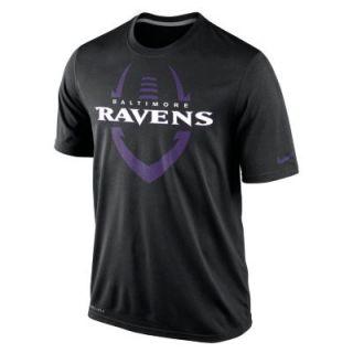 Nike Legend Icon (NFL Baltimore Ravens) Mens T Shirt   Black