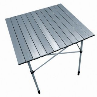 The Travel Chair El Grande Canyon Aluminum Portable Table Multicolor   2089SM,
