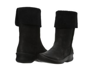 Keen Arabella Bern Fold Womens Cold Weather Boots (Black)