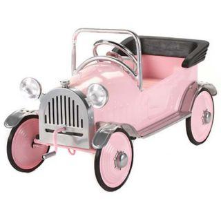 Airflow Collectibles Pink Princess Pedal Car   AF102