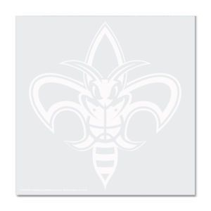 New Orleans Hornets Wincraft Die Cut Decal 8x8
