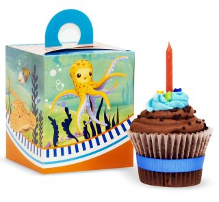 The Octonauts Cupcake Boxes
