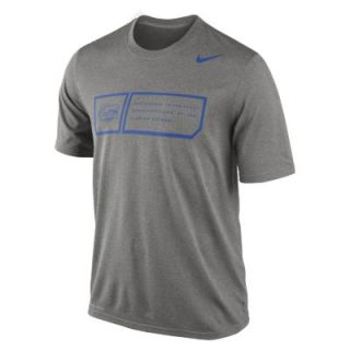 Nike Legend Training Day (Florida) Mens T Shirt   Dark Grey Heather