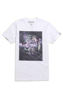 Mens Fyasko Tee   Fyasko Space Tiger T Shirt
